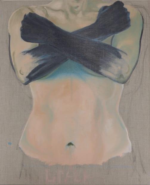Dalila Dalléas Bouzar, Untitled #8, série Ma demeure, 2019