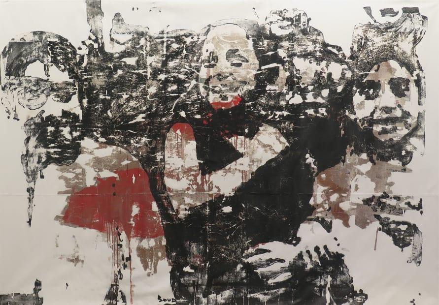 Armand Boua, Les sangbréli, 2019