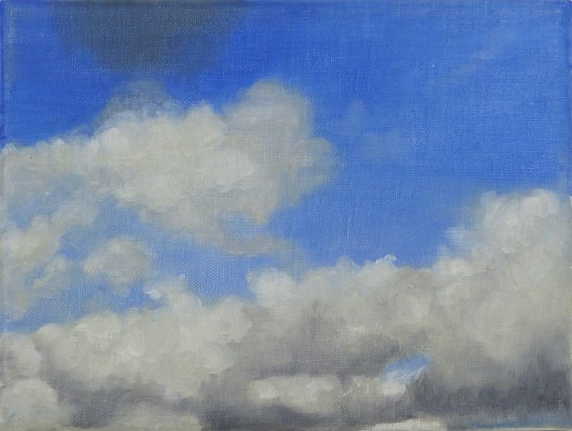 Dalila Dalléas Bouzar, Untitled #8, série Ciel, 2019