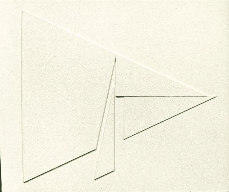 Arturo Bonfanti, Rilievo 353, 1968