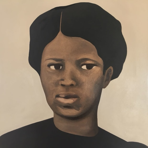 Thenjiwe Niki Nkosi, Iwele (After Thoko Mathilda Nkosi), 2018