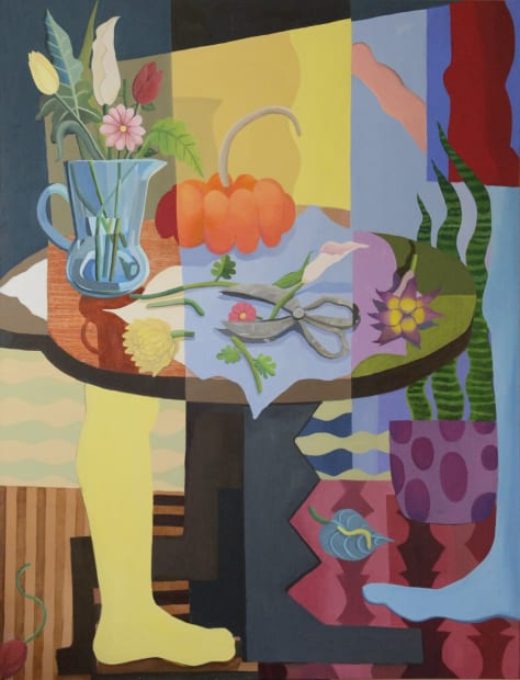 GaHee Park, Cutting Flower , 2017-2018
