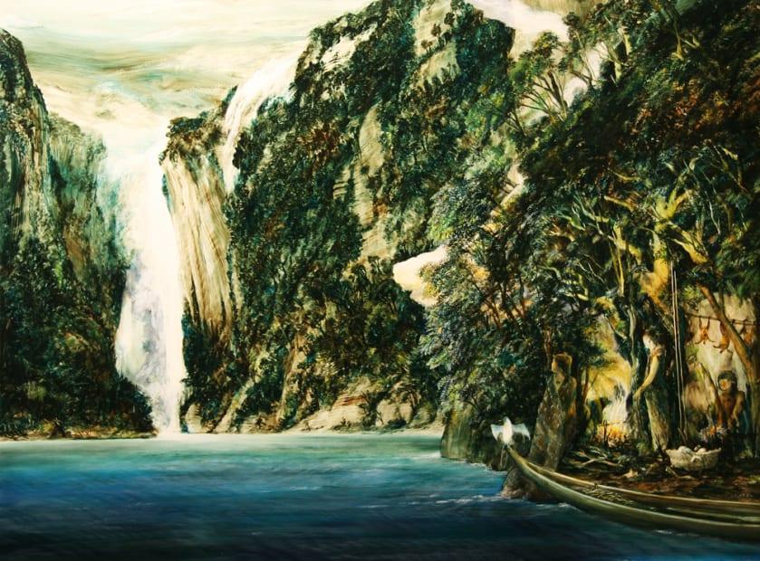 John WALSH, Not Lost in Fiordland, 2/50, 2014