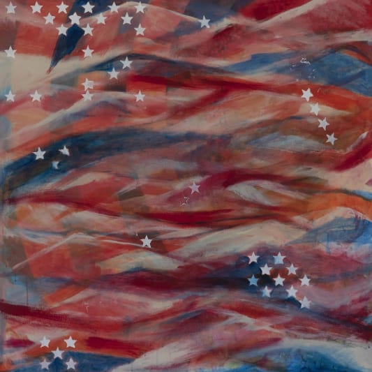 Stars and Stripes (original), 2018