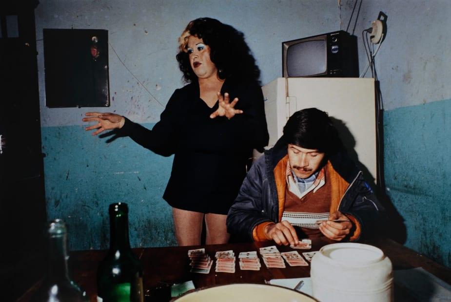 Pilar, La Jaula, Talca 1984