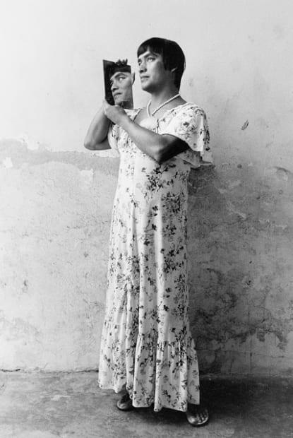 Graciela ITURBIDE, Magnolia, Juchitan, Oaxaca, 1986