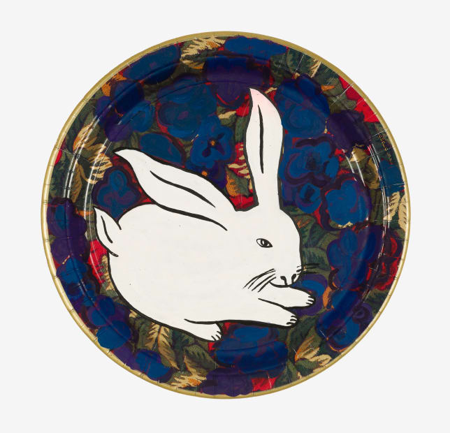 Feliciano CENTURIÓN, Untitled (Rabbit), 1990s