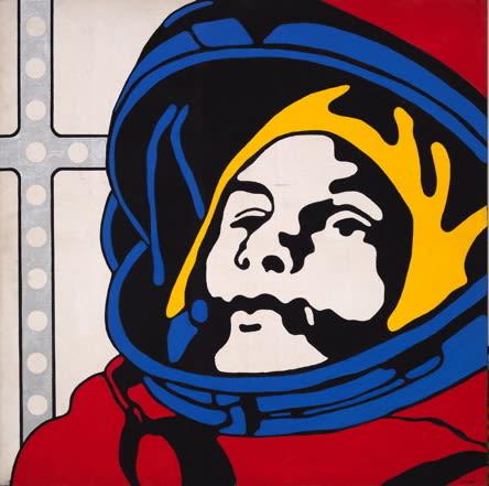 Claudio TOZZI, Astronauta (Astronaut), 1969