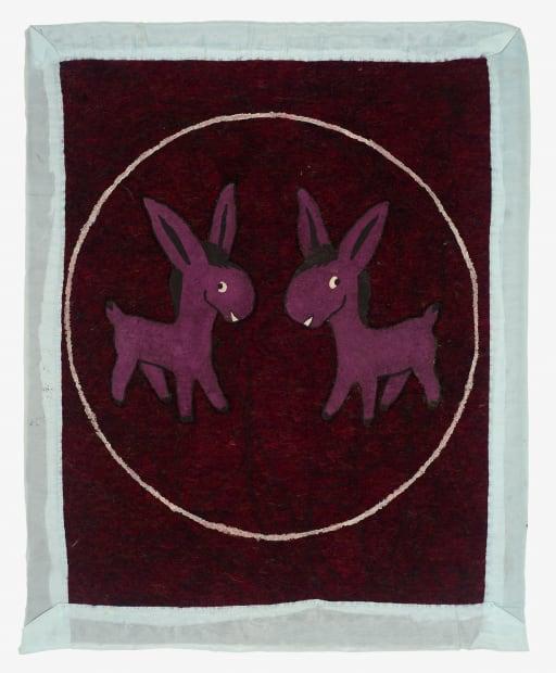 Dos burros , 1993