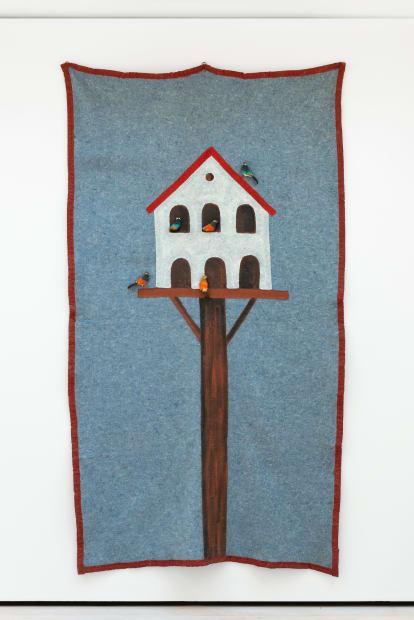 Casa del Pájaro [Bird House], c. 1994