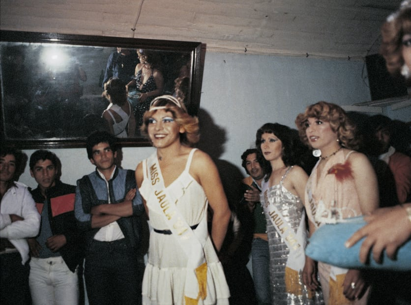La Jaula, Talca 1984