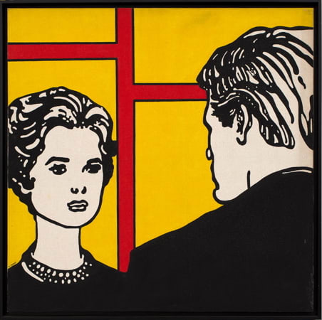 Claudio TOZZI, A Conversa (The Conversation), 1967