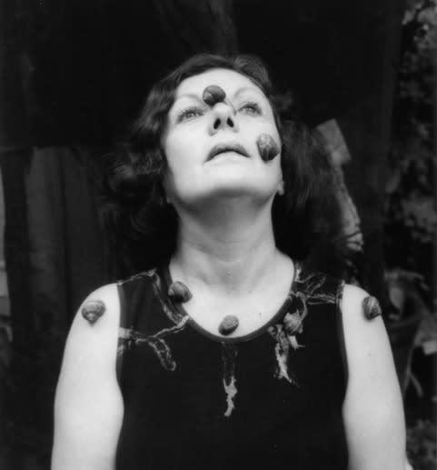 Graciela ITURBIDE, Autorretrato , 1993