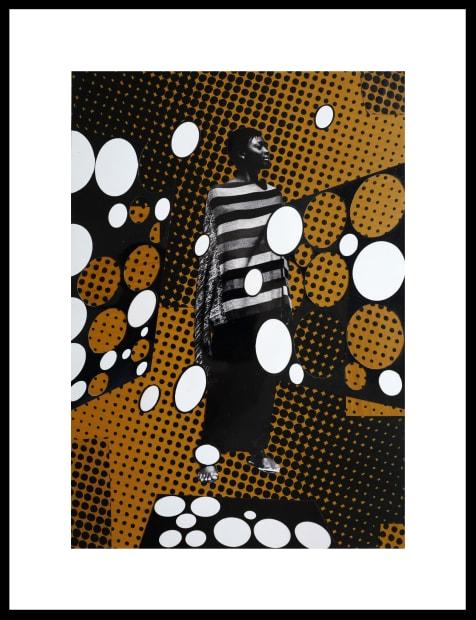 Vincent Michéa, N°04, série Fatou Pompidou, 2017