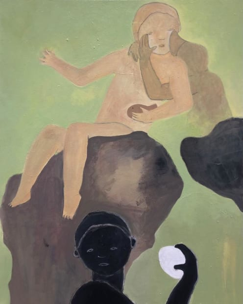 Fanny Irina, Sans Titre, 2021