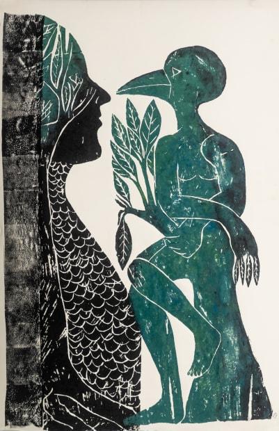 Jems Koko Bi, Le pacte avec l'arbre, 2021