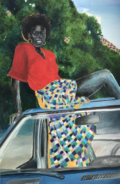 Elladj Lincy Deloumeaux, Le grand départ, 2020