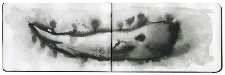 Yo-Yo Gonthier, La Baleine Nuage #2, 2012