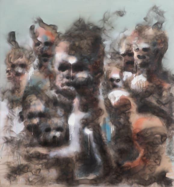 Bamouin Sinzé, Kôguôè #1, 2020