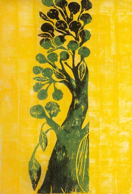 Jems Koko Bi, L'arbre fruitier , 2021