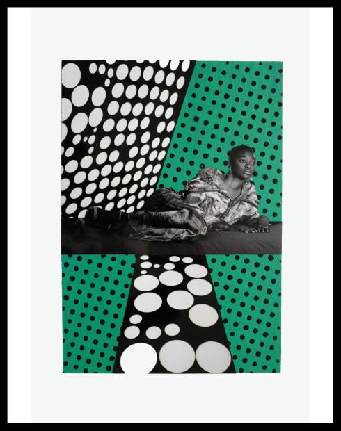 Vincent Michéa, N° 02, série Fatou Pompidou , 2017