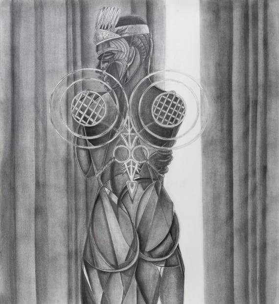 Carl-Edouard Keïta, Adonis, 2021