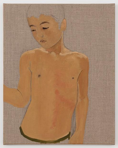 Dalila Dalléas Bouzar, Untitled #3, Série Soleman, 2015