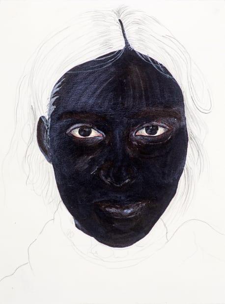 Elladj Lincy Deloumeaux, Sans-titre 15, 2020