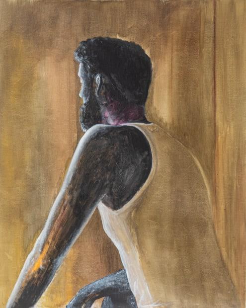 Elladj Lincy Deloumeaux, Le réveil, 2020
