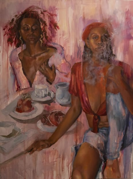 Jewel Ham, Scalding, 2021