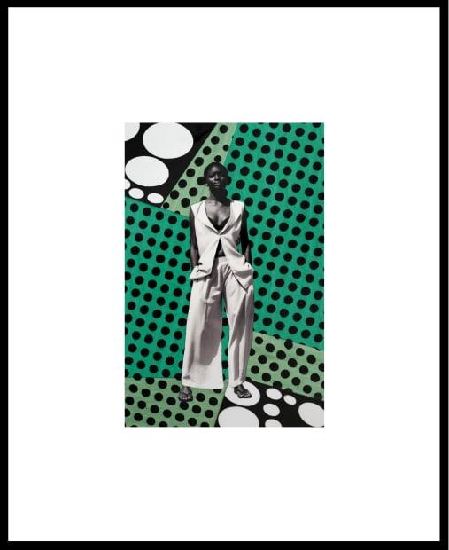 Vincent Michéa, N°17, série Fatou Pompidou, 2017