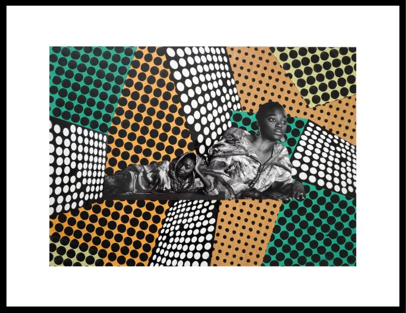 Vincent Michéa, N° 08, série Fatou Pompidou, 2017