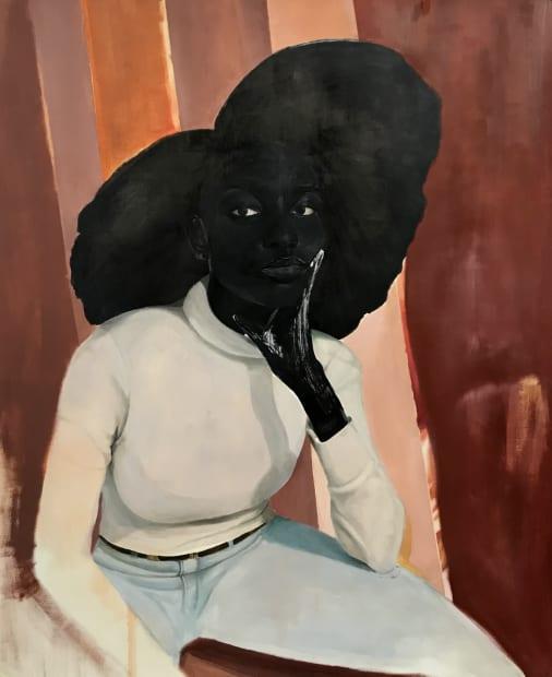 Elladj Lincy Deloumeaux, Sans titre, 2020