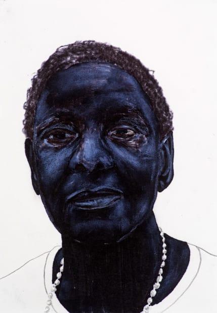 Elladj Lincy Deloumeaux, Sans-titre 21, 2020