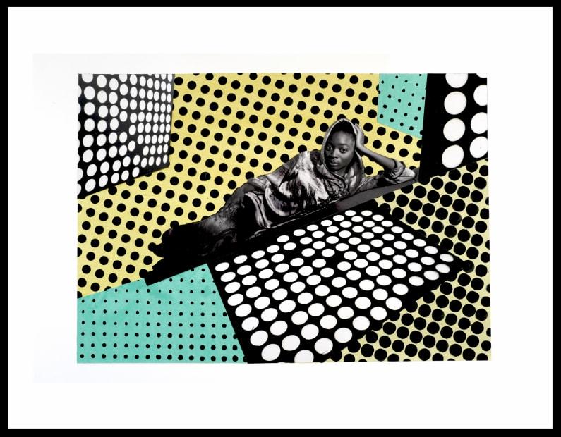 Vincent Michéa, N° 06, série Fatou Pompidou, 2017