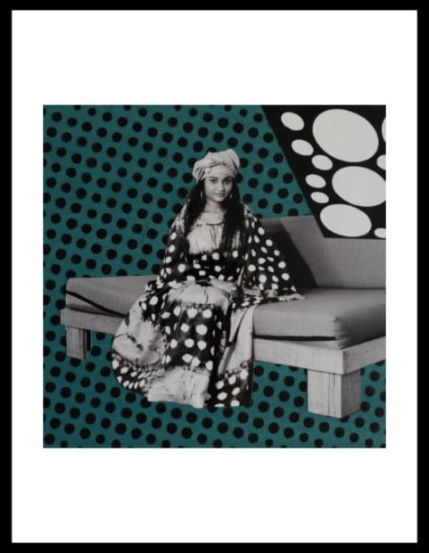 Vincent Michéa, N° 1, Anta Caroline Pompidou, 2017