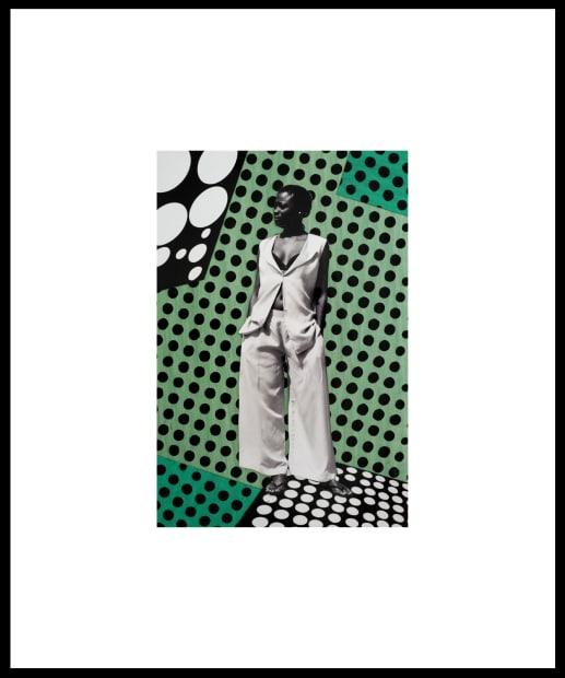 Vincent Michéa, N°16, série Fatou Pompidou, 2017