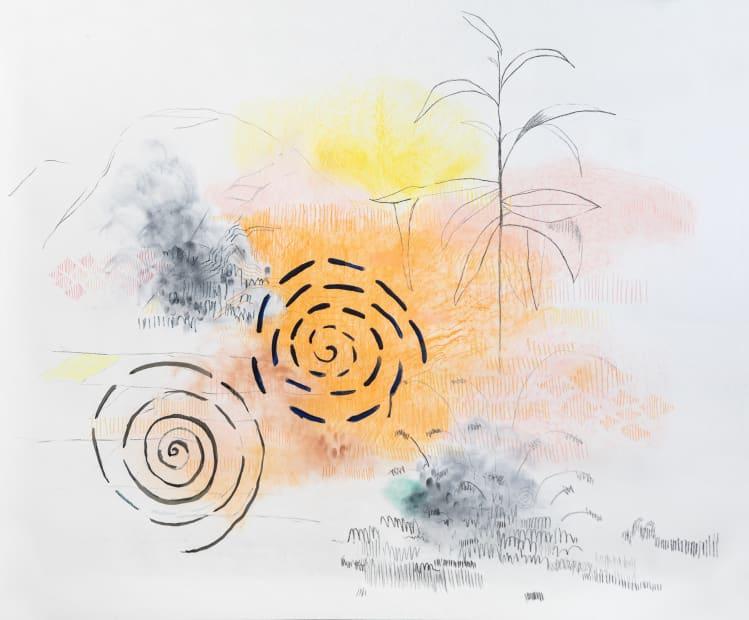 Agnes Waruguru, Seeing a Plant, Seeing a Garden, Seeing a Mountain , 2021