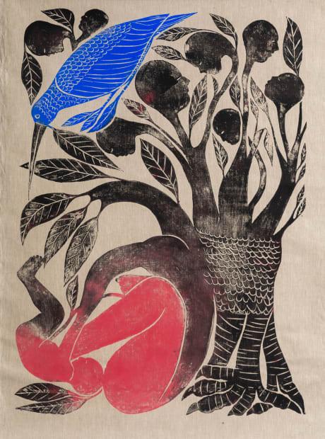Jems Koko Bi, Le Chant du Colibri I, 2020
