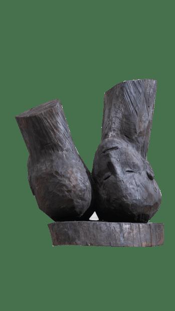 Jems Koko Bi, Deux visions, 2021