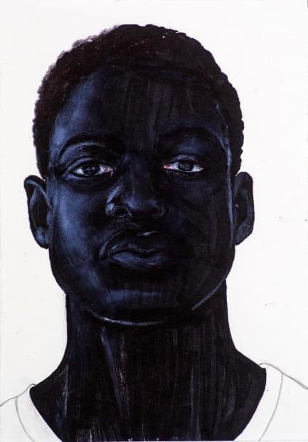 Elladj Lincy Deloumeaux, Sans-titre 22, 2020