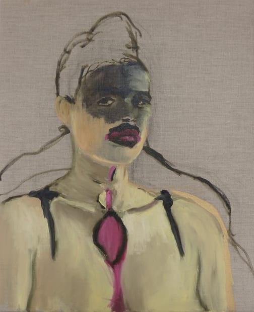 Dalila Dalléas Bouzar, Untitled #7, série Ma demeure, 2019