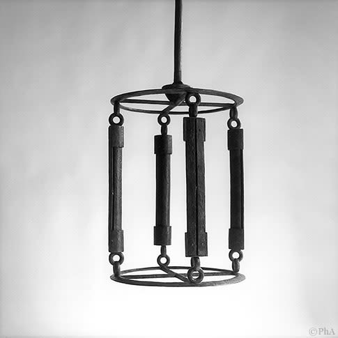 Suspension L034 / Chandelier L034, XXIe