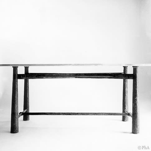 Table Sculpture T001, XXIe