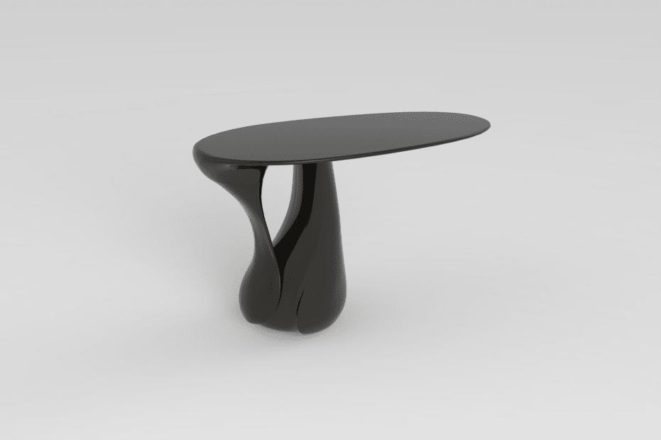Console Leaf (patinée), 2013