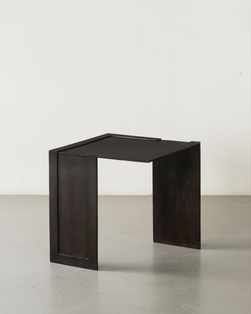 Guéridon / Side table Pliage