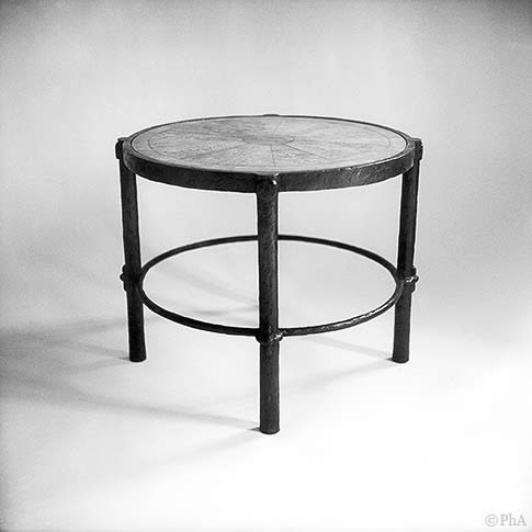 Guéridon / Side Table T028, XXIe