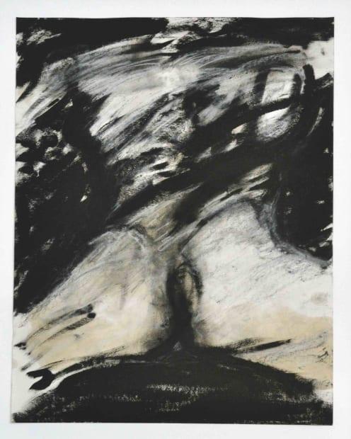 MONIQUE FRYDMAN, Mémoire aveugle 2, 1977