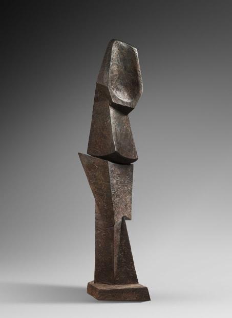 """Sculpture F098 """"Petit rayon de lune"""", 1999"""