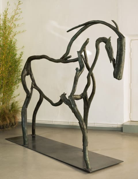 Cheval / Horse LXV, 2006